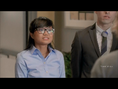 Joy Regullano on the FOX tv show, Raising Hope